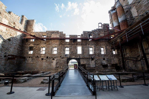 Mill City Museum // Advanced Masonry