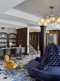 Glen & Company Architecture // Adelphi Hotel
