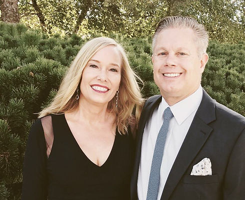 Mortarr | Co-Founder Steve Pulley and his wife
