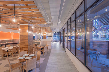 Hartman Trapp Architecture Studio // Goldfinch Restaurant