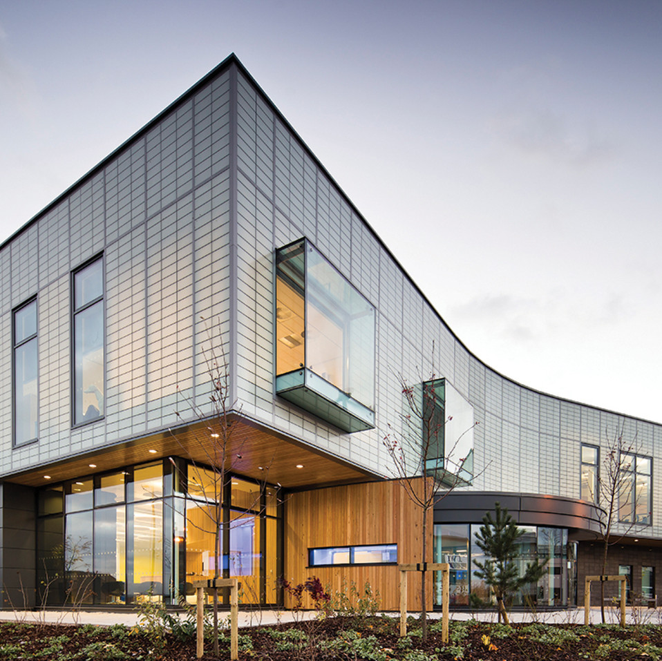 KALWALL® CORPORATION | ADVANCED MANUFACTURING PARK, ROTHERHAM, ENGLAND