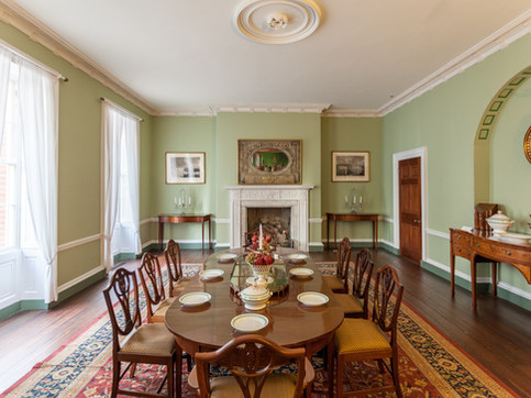 The Octagon | Dining Room