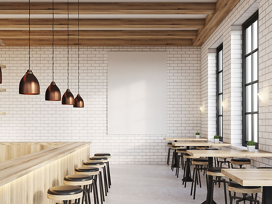 Trendy Modern Restaurant Design