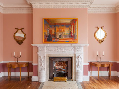 The Octagon | Drawing Room