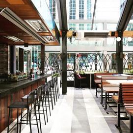 Bars + Restaurants // Concrete Collaborative