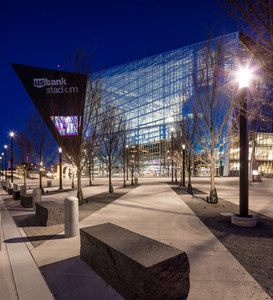 US Bank Stadium // JTH Lighting Alliance