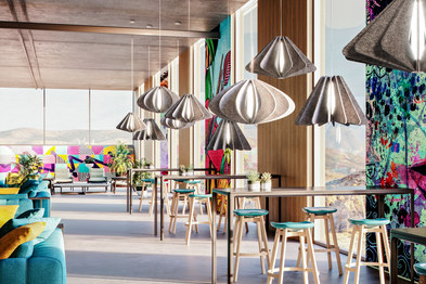 OCL Architectural // Acoustic Lighting Solutions