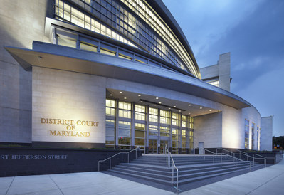 Maryland District Courthouse // Vetter Stone