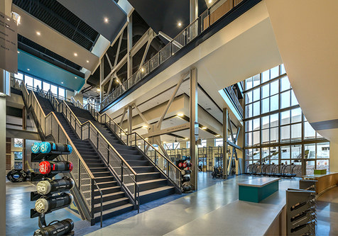 E.L. Wiegand Fitness Center // Worthgroup