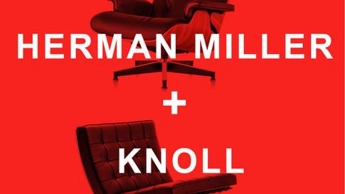HERMAN MILLER AQUIRES KNOLL