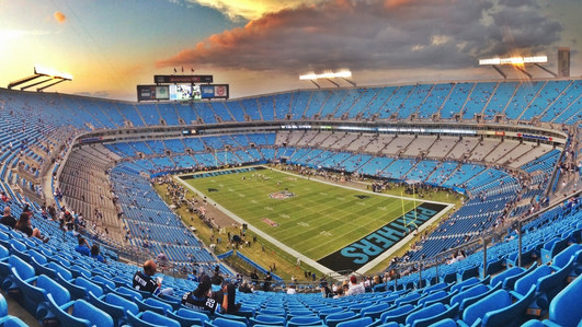 Bank of America Stadium // STI Firestop