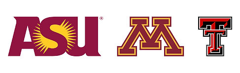 ASU, UofM, Texas Tech