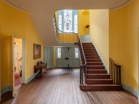 The Octagon | Stair Hall