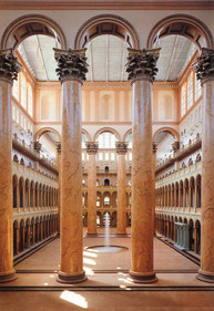 National Building Museum // KCCT Architects