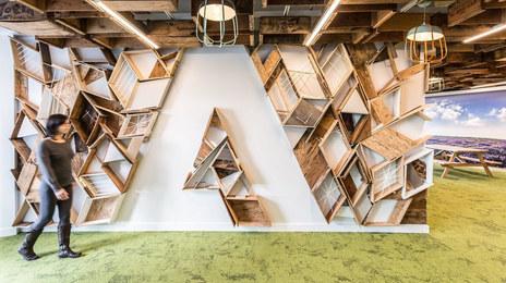 Adobe Corporate Office // Interface