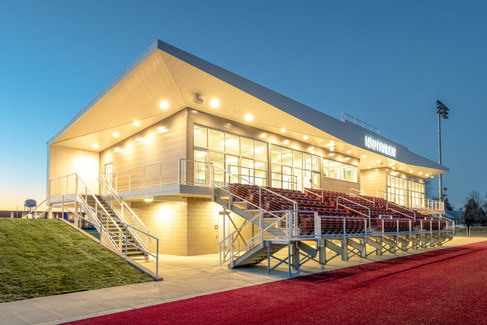 NSU Athletic + Recreation Fields // CO-OP Architecture
