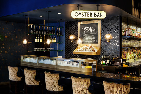 Roxy Oyster Bar // Studio Robert Jamison