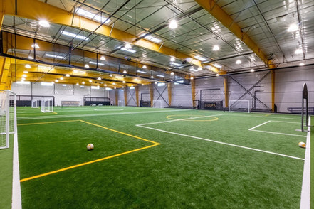 Shadelands SportsMall // Huff Construction Company