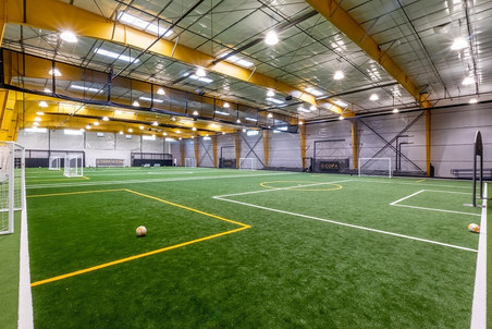 Shadelands SportsMall // Huff Construction Company