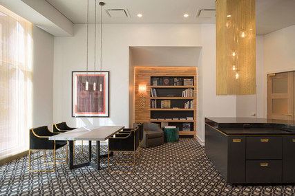 Webber Studio Inc. // Four Seasons Parlor