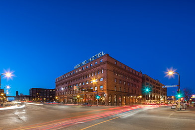Olympia Tech // Hewing Hotel