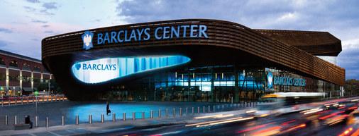 Barclays Center // STI Firestop