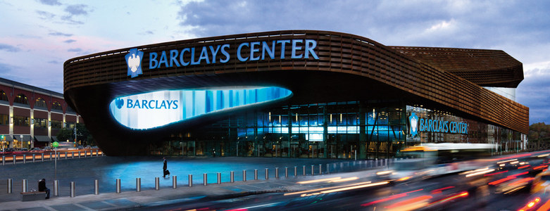 Barclays Center // STI Firestop