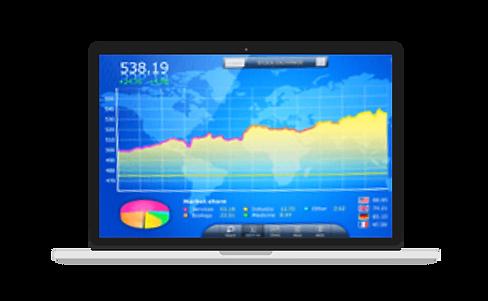 intellicents digital advisor screen