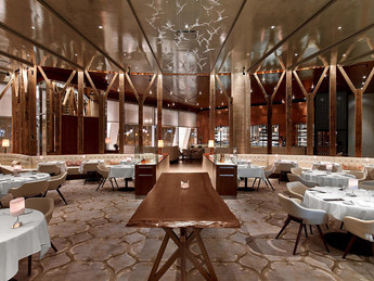 Gabriel Kreuther Restaurant // Glen + Co Architecture