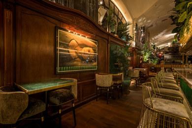V. LA Restaurant // VEN.U