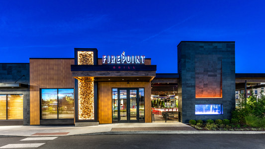 Firepoint Grill // Howard Kulp Architects