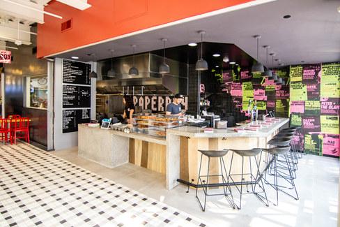 Paperboy Pizza // Architecture Design Collaborative