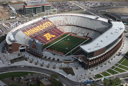 TCF Bank Stadium // Gage Brothers