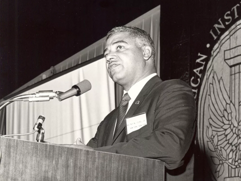 Whitney M. Young Jr.'s 1968 AIA Convention Speech