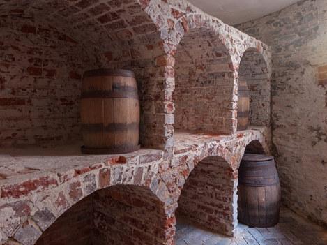 The Octagon | Wine Cellar