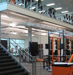University of Tennessee Anderson Training Center // Feeney Inc.