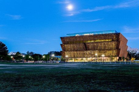 National Museum of African American History + Culture // Sto Corp.