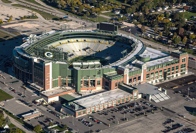 Lambeau Field // Miron Construction