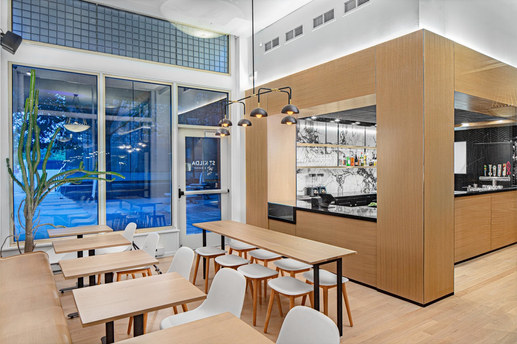 St. Kilda Cafe + Bakery // JTH Lighting Alliance