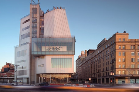 Whitney Museum of American Art // Turner Construction Company