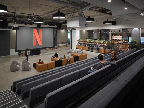 Netflix Cue   Meteor Lighting