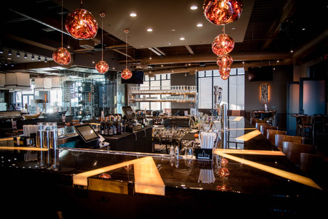 Crave American Kitchen + Sushi Bar // DRAS Cases