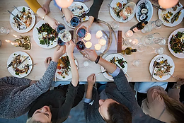 A menü művészete / Decidere il menu