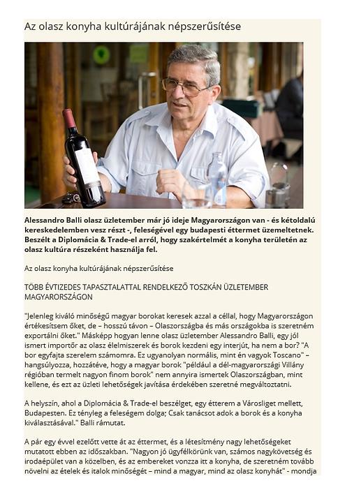 Aéessandro Balli, Diplomacy&Trade 1.png