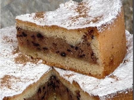 La torta Polizzi / A Polizzi város tortája