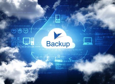 Backup, O que é e para que serve?
