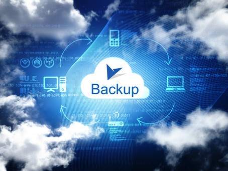 Backup, O que é e para que serve?