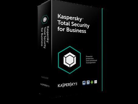 Ativar Licença Kaspersky