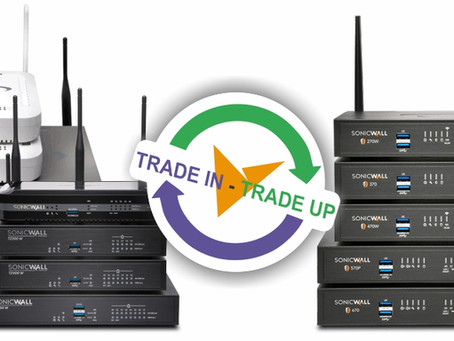 Audere Sonicwall - Trade IN - Trade UP