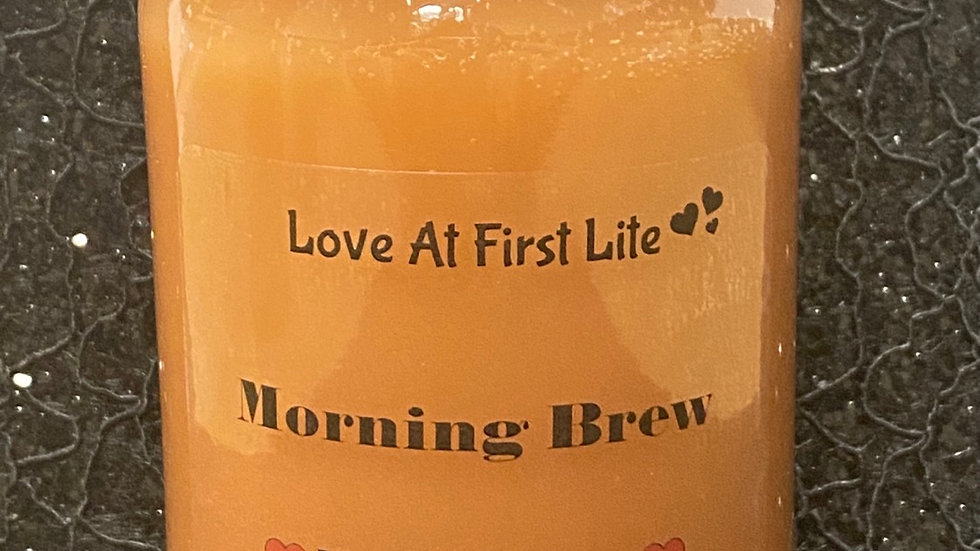 Morning Brew 12 oz Candle